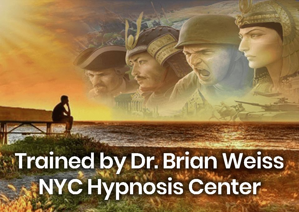 Past Life Regression NYC Trained by Dr Brian Weiss